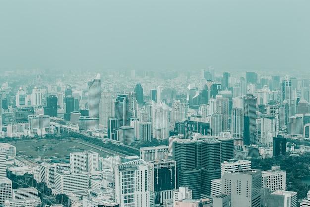 Bangkok stadsgezicht.