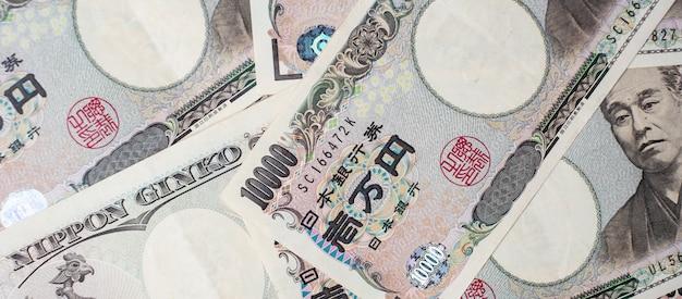 Bankbiljet van 10.000 japanse yen