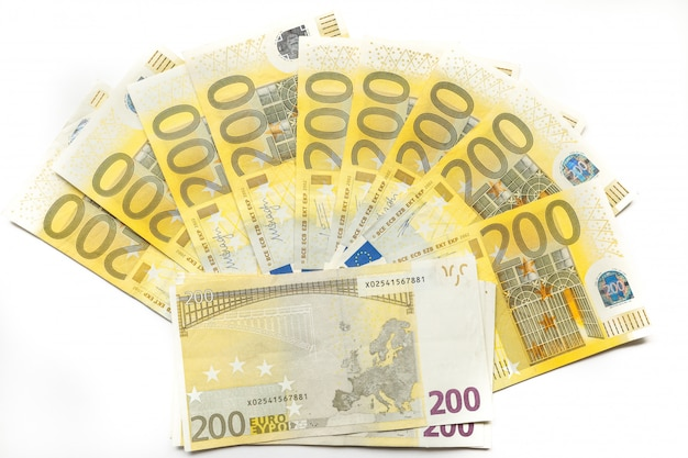 Bankbiljet van 200 euro