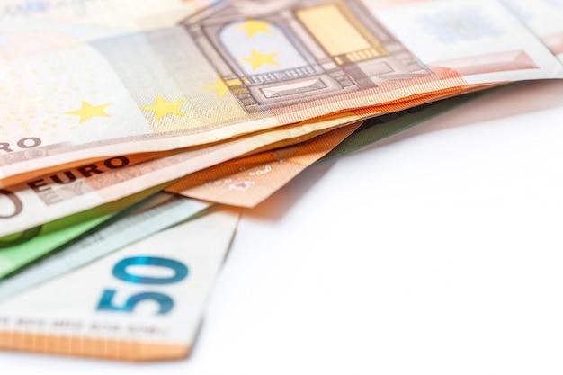 Bankbiljetten van de europese unie