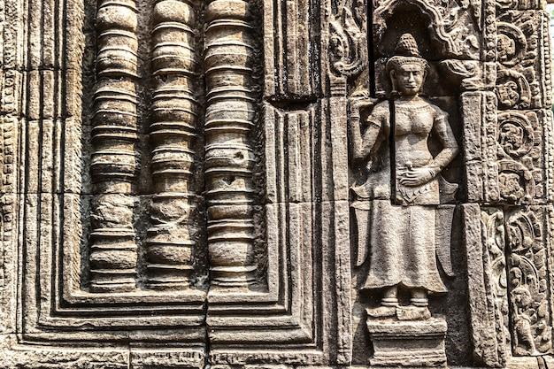 Banteay kdei tempel in angkor wat in siem reap