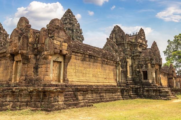 Banteay samre-tempel in angkor wat in siem reap