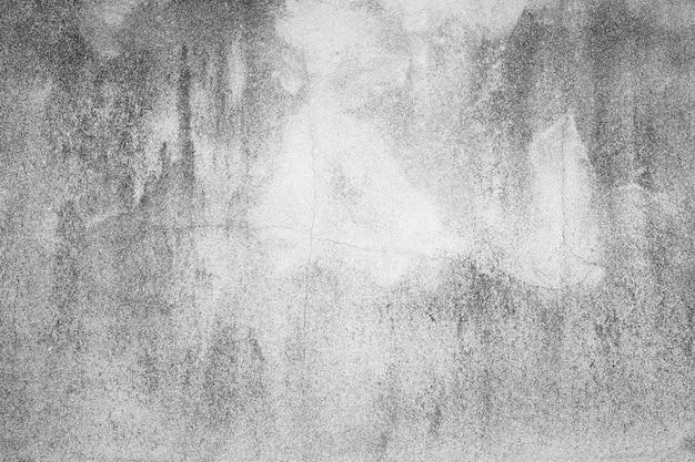 Barst grijze muur, grunge textuurachtergrond