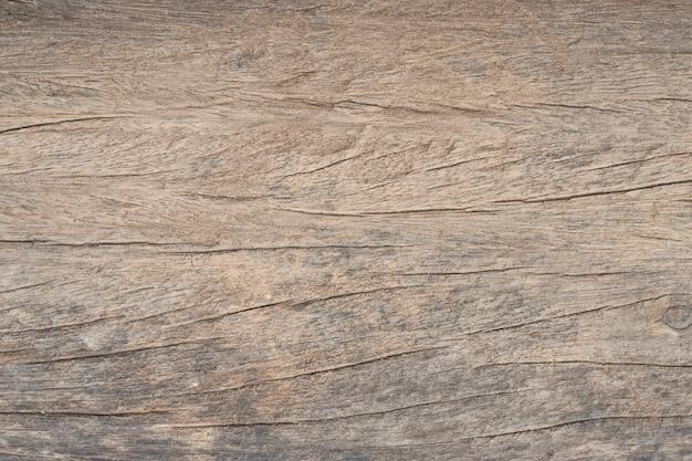 Barst van uitstekende oude houten textuursamenvatting voor achtergrond