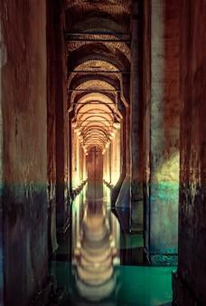 Basilica cisterne in istanbul