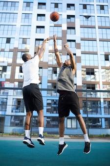 Basketbalactie