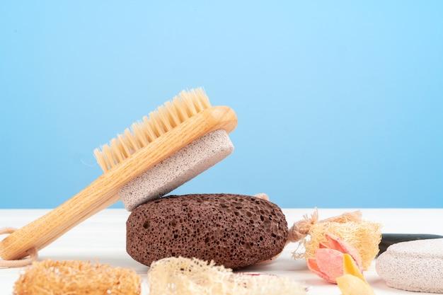 Bath spa accessoires sluiten omhoog op lijst