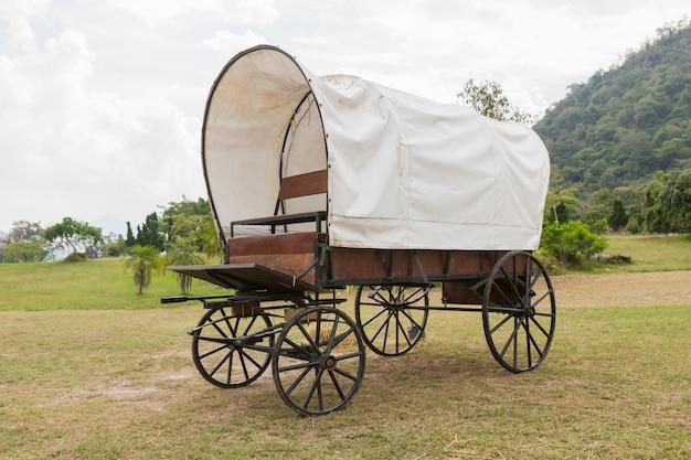 Bedekte wagon