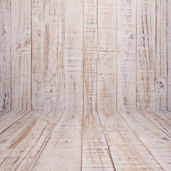 Bedorven wit hout