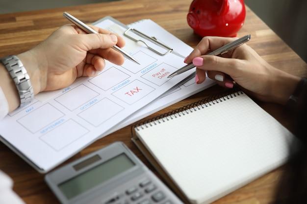 Bedrijfsaudit en planning