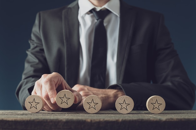 Bedrijfsbeoordeling en kwaliteitsconcept
