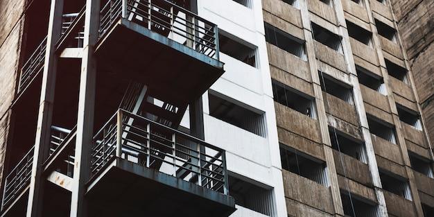 Bedrijfsgebouw downtown concept