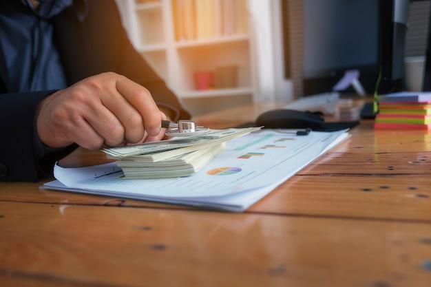Bedrijfsgezondheidscheck, financiën, liquiditeitscontrole