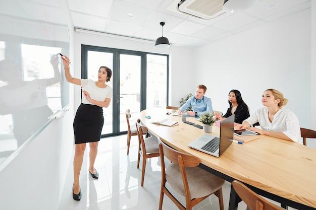 Bedrijfstraining voor zakelijk team