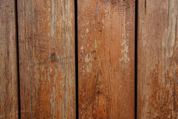 Behandelde textuur van oude houten raad