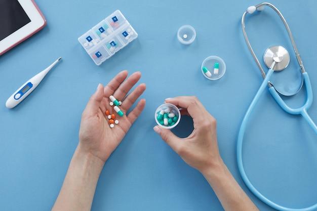 Behandeling met geneesmiddelen