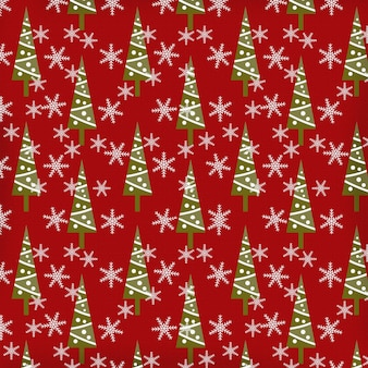 Behangpapier textiel print