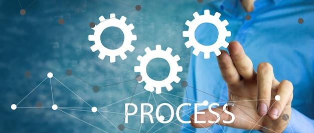 Beheer van bedrijfsprocessen, automatiseringsworkflow