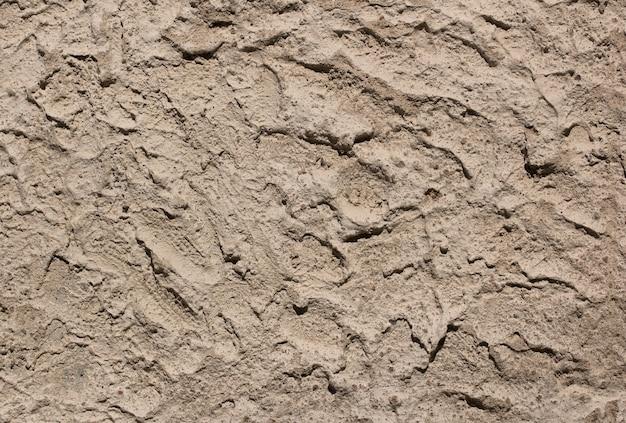 Beige betonnen textuur achtergrond