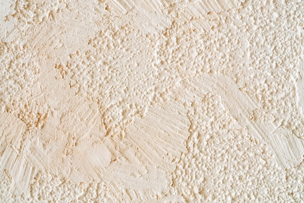 Beige textuur van vanille-ijs.