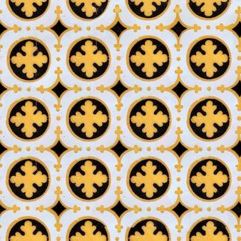 Bekijk op traditionele tegels