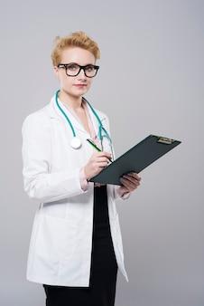 Belangrijke opmerkingen gemaakt door een arts