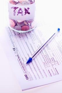 Belastingen financiële