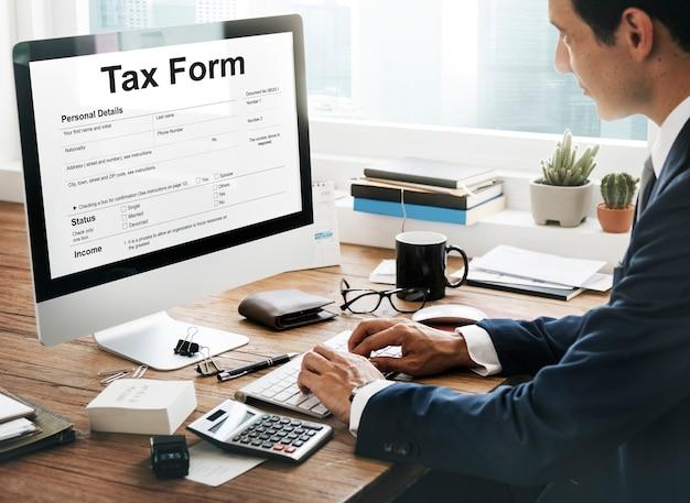 Belastingkredieten claim retour aftrek restitutie concept