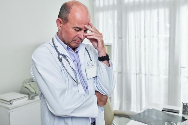 Benadrukt dokter