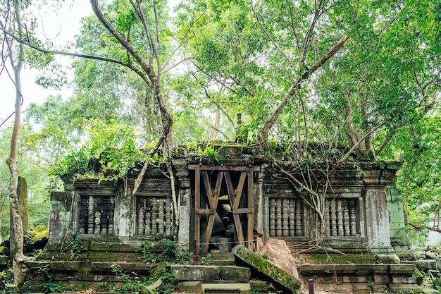 Beng mealea-tempel