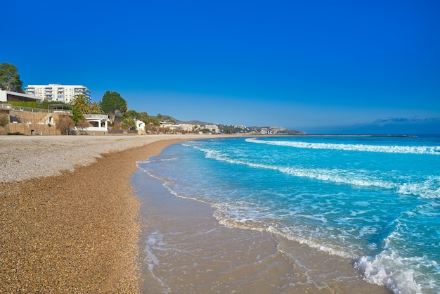 Benicassim els terrers playa strand castellon