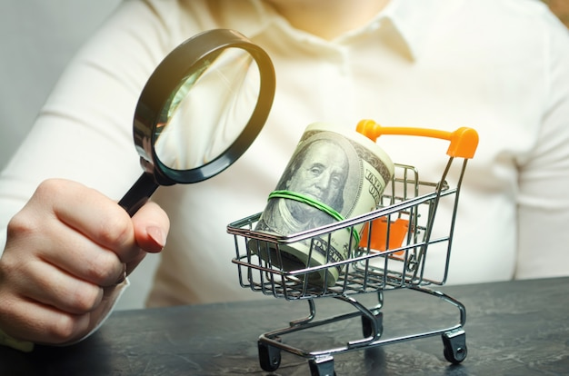 Beoordeling van rentetarieven op deposito's