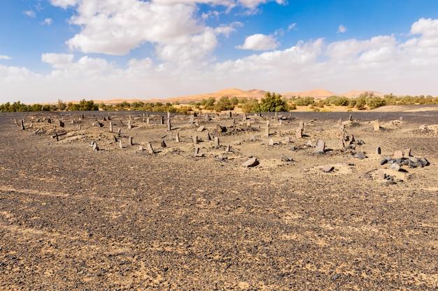 Berber oude begraafplaats