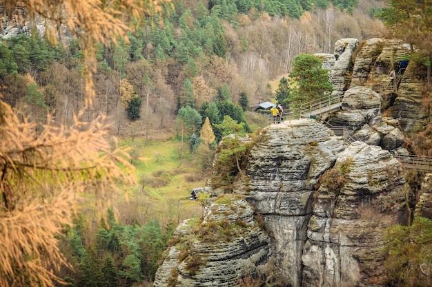 Berg. prachtig berglandschap
