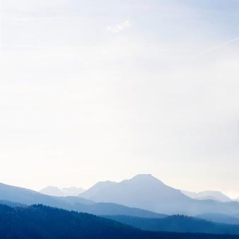 Bergen landschap