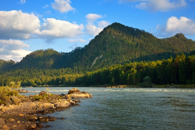 Bergen rivier