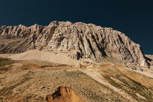Bergweg weg panoramisch landschap