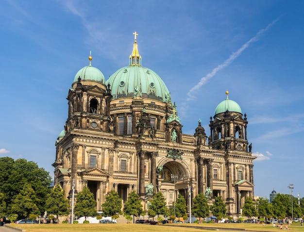 Berliner dom in berlijn