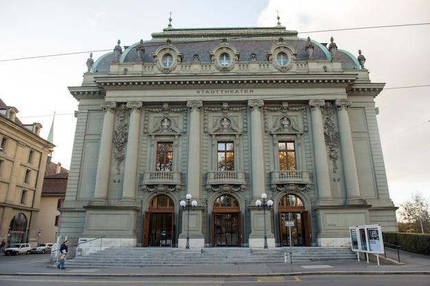 Bern city theatre bekend in de stad als stadttheater bern (konzert theater bern).