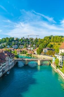 Bern, hoofdstad van zwitserland