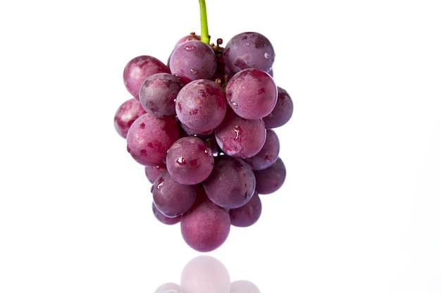 Beroemd fruit in paarse druif van taiwan