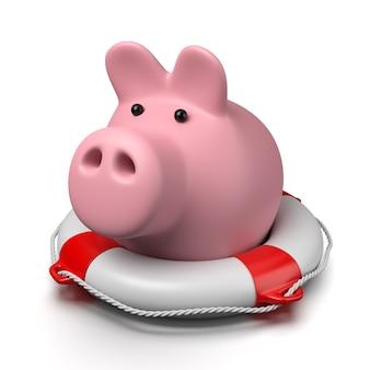 Bescherming tegen besparingen