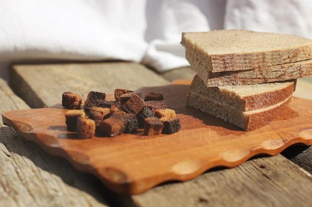 Beschuit van brood