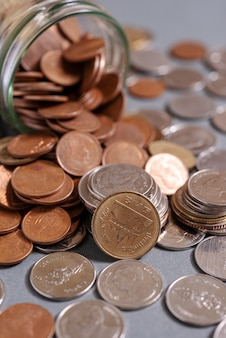 Bespaar geld voor pensioen en bankieren