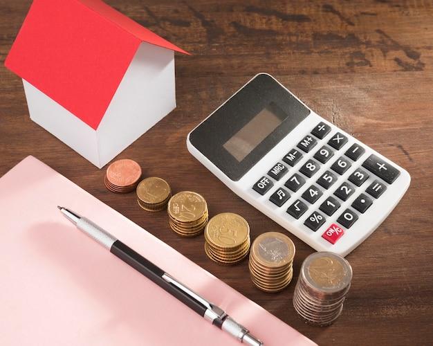 Besparingen bij bankberekening