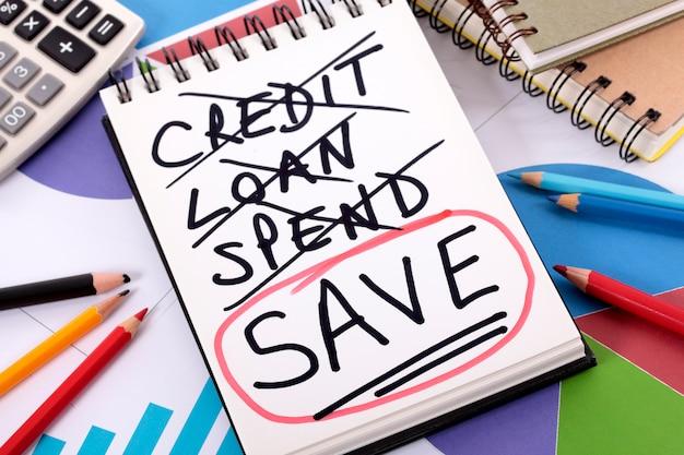 Besparingen lijst