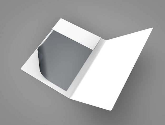 Bestand covery mockup