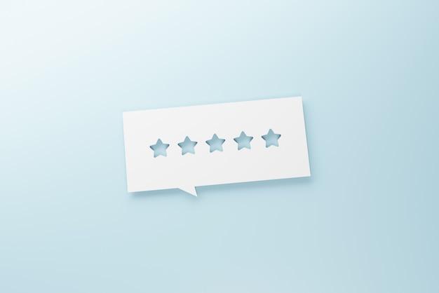 Beste beoordeling van uitstekende services voor tevredenheid.