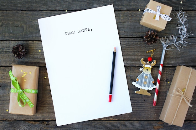 Beste kerstbrief voor kerstmis