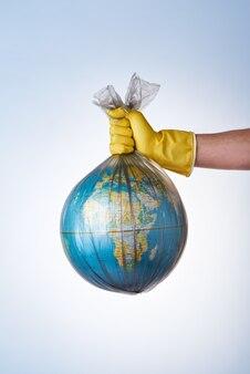 Bestrijding van de samenstelling van de milieuvervuiling